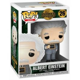 Funko POP Icons: Albert Einstein Funko POP figurky