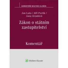 Zákon o státním zastupitelství (283/1993 Sb.). Komentář - Jan Lata Zákony