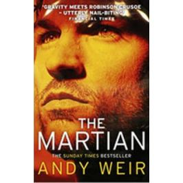 The Martian - Andy Weir English literature