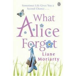 What Alice Forgot - Liane Moriarty English literature
