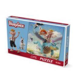Hurvínek - puzzle II./90 dílků Maxi puzzle
