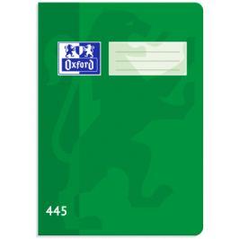 Školní sešit Oxford 445 zelený