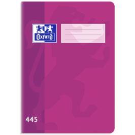 Školní sešit Oxford 445 fialový