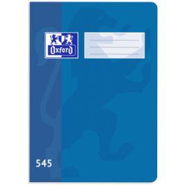 Školní sešit Oxford 545 modrý
