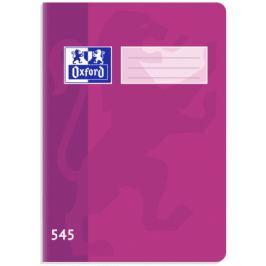 Školní sešit Oxford 545 fialový