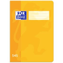 Školní sešit Oxford 545 žlutý