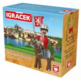 IGRÁČEK - Karel IV. - Praha