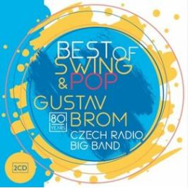 Gustav Brom: Best of swing & pop - Gustav Brom - audiokniha Hudba