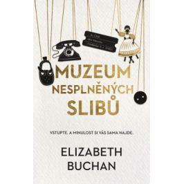 Muzeum nesplněných slibů - Elizabeth Buchan - e-kniha ebook