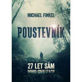 Poustevník - Michael Finkel - e-kniha ebook