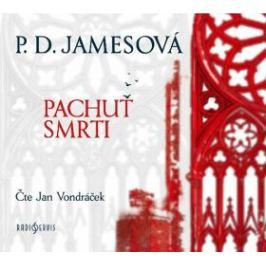 Pachuť smrti - Jamesová P. D. - audiokniha