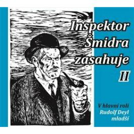 Inspektor Šmidra zasahuje II. - audiokniha Divadlo