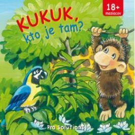 KUKUK, kto je tam? Knihy pre deti