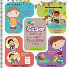 Rastiem hrám sa a spoznávam každodenný život Knihy ve slovenštině