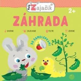 Malý zajačik Záhrada Knihy pre deti