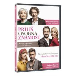 Príliš osobná známosť SK - DVD Komedie
