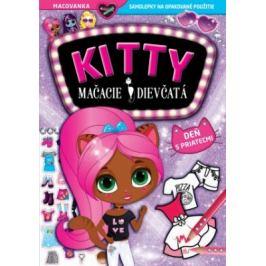 KITTY Mačacie dievčatá Deň s priateľmi Knihy pre deti