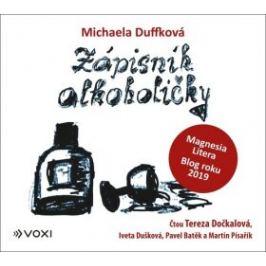 Zápisník alkoholičky - Michaela Duffková - audiokniha Česká beletrie