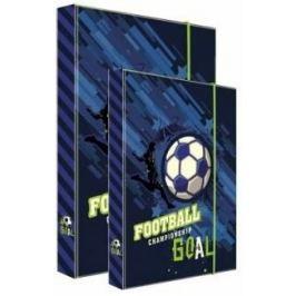 Box A4+A5 fotbal Školní desky