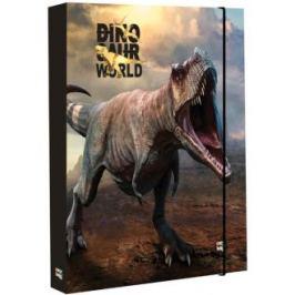 Box na sešity A4 Dino