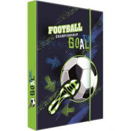 Box na sešity A5 fotbal Školní desky