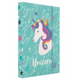 Box na sešity A5 Unicorn iconic