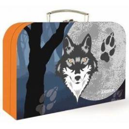 Kufřík lamino 34 cm vlk