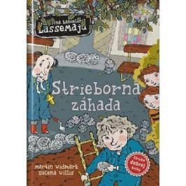 Strieborná záhada - Martin Widmark Knihy pre deti