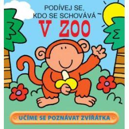 Podívej se, kdo se schovává V zoo Zvířátka