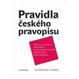 Pravidla českého pravopisu Pravidla českého pravopisu