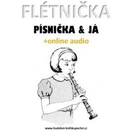 Flétnička, písnička & já (+online audio) - Zdeněk Šotola - e-kniha ebook