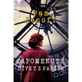 Zapomenuté dívky z Paříže - Pam Jenoff - e-kniha ebook