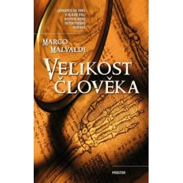 Velikost člověka - Marco Malvaldi - e-kniha ebook