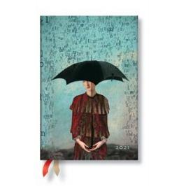 Paperblanks Diář - Wordscapes / mini Kalendáře