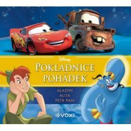 Disney - Aladin, Auta, Petr Pan - audiokniha