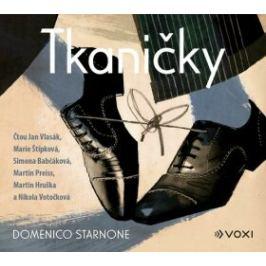 Tkaničky - Domenico Starnone - audiokniha Světová beletrie