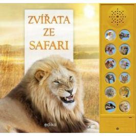 Zvířata ze safari - Caz Buckingham, Andrea Pinnington