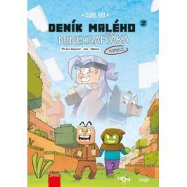 Deník malého Minecrafťáka: komiks 2 - Cube Kid Minecraft