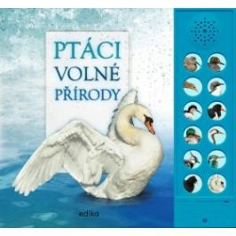 Ptáci volné přírody - Caz Buckingham, Andrea Pinnington Knížky se zvuky