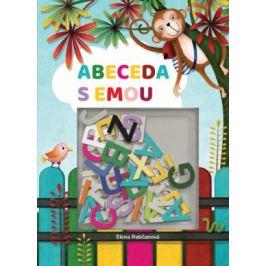 Abeceda s Emou - Elena Rabčanová Knihy pre deti