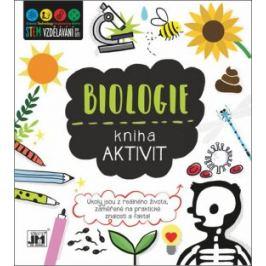 Biologie - Kniha aktivit Naučná literatura pro děti