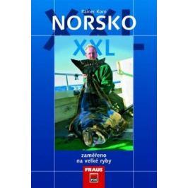 Norsko XXL - Zaměřeno na velké ryby - Korn Rainer Norsko
