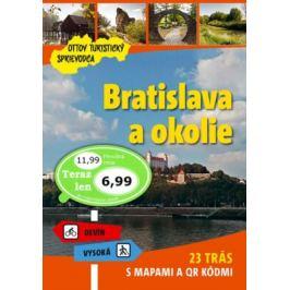 Bratislava a okolie Ottov turistický sprievodca