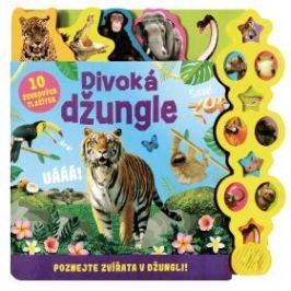 Divoká džungle Zvířátka