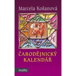 Čarodějnický kalendář - Marcela Košanová Naučná literatura