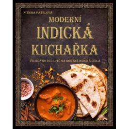Moderní indická kuchařka - Bobbie Pyronová Asijská kuchyně