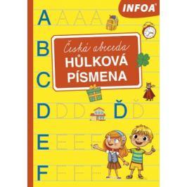 Česká abeceda - Hůlková písmena