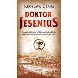 Doktor Jesenius - Jaroslava Černá - e-kniha ebook