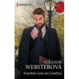 Svatební cesta do Londýna - Eleanor Websterová - e-kniha ebook