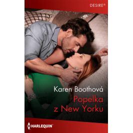 Popelka z New Yorku - Karen Boothová - e-kniha ebook